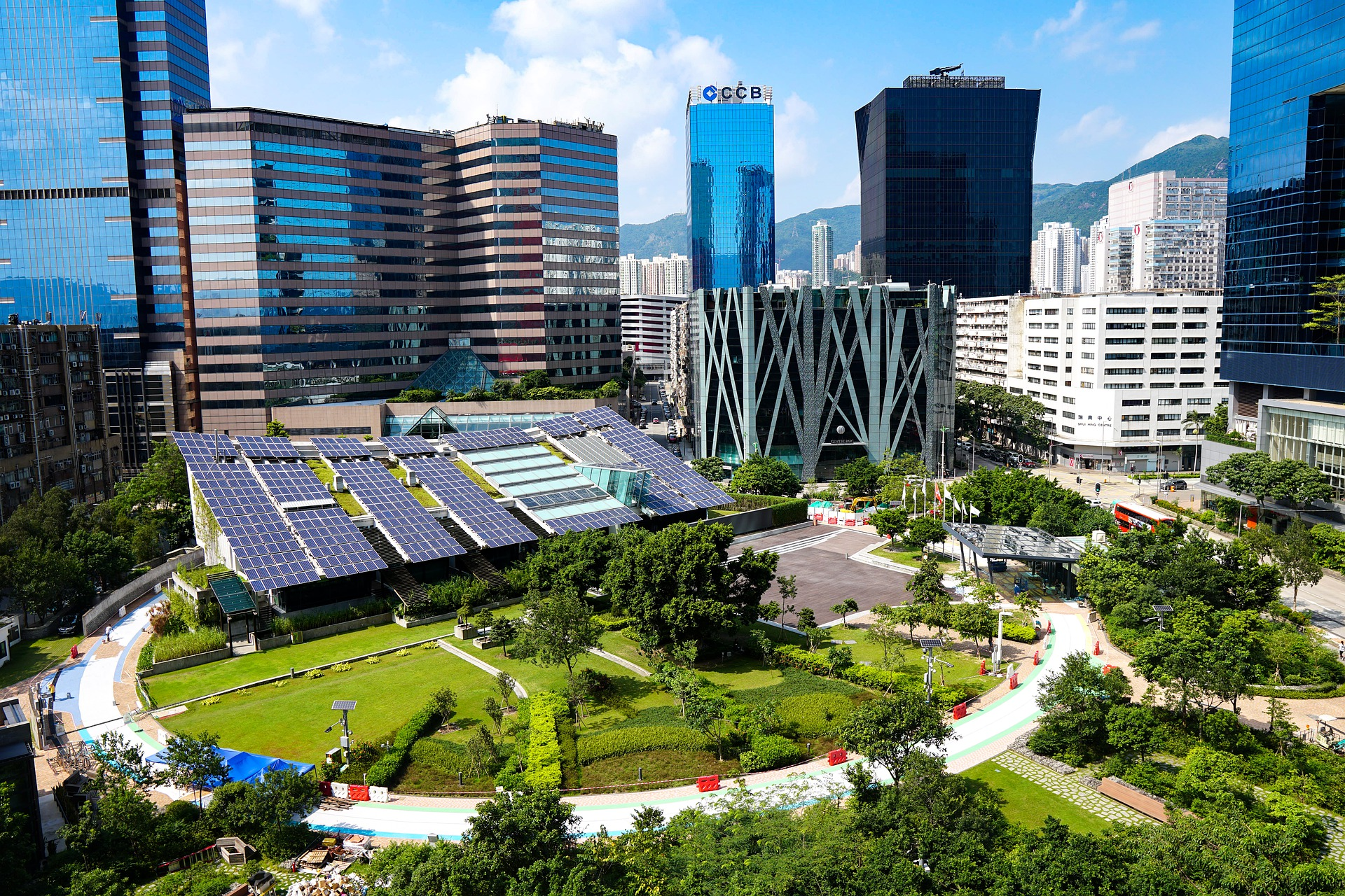 Як аналітика даних може зробити міста більш екологічними