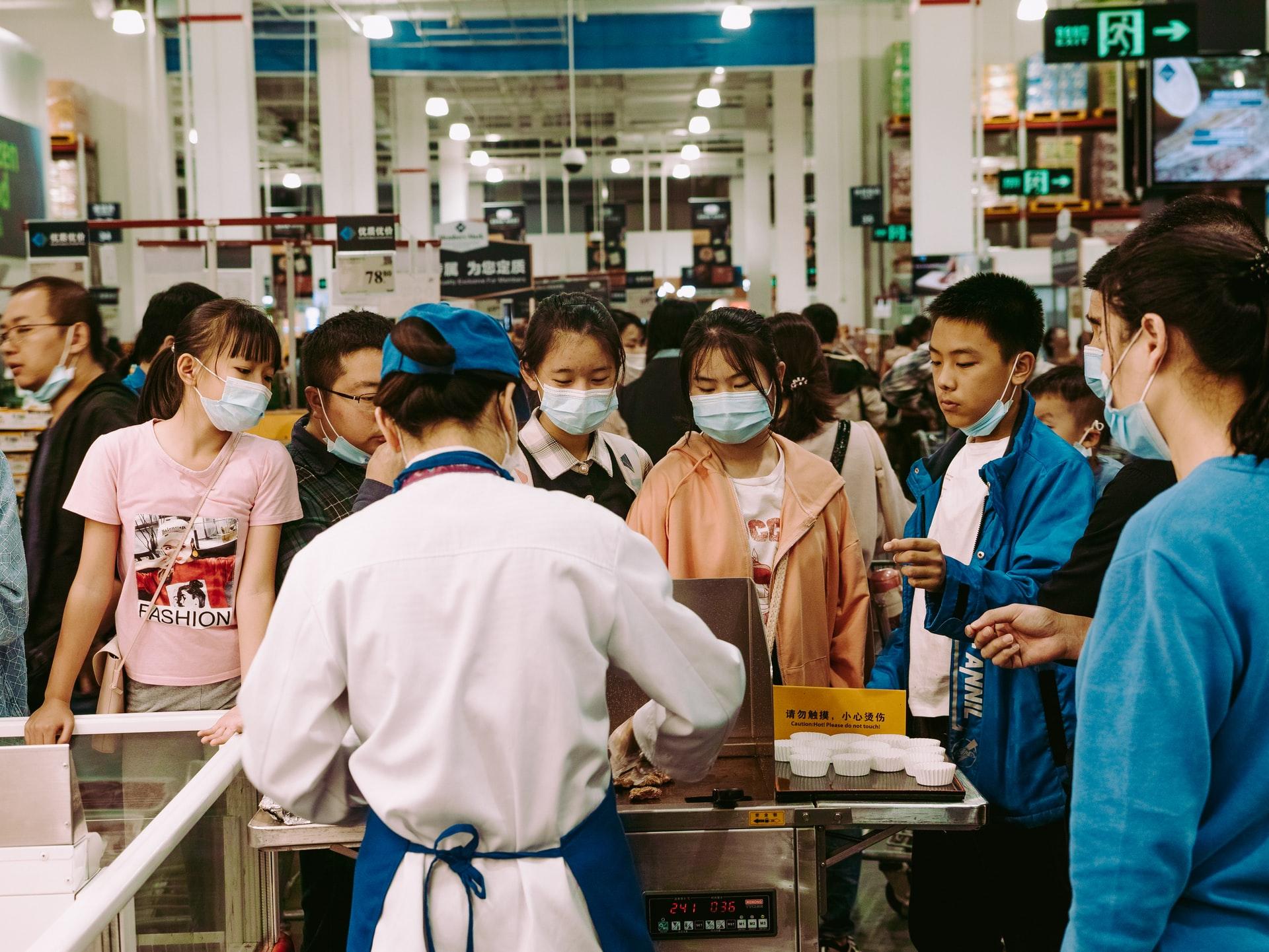 Як Китай використовує великі дані щодо COVID-19 для контролю після пандемії